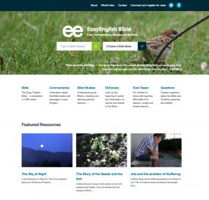 EasyEnglish Homepage