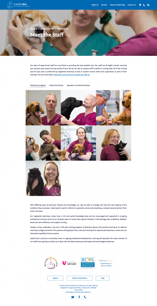 Castle Vets about-us-our-staff-staff